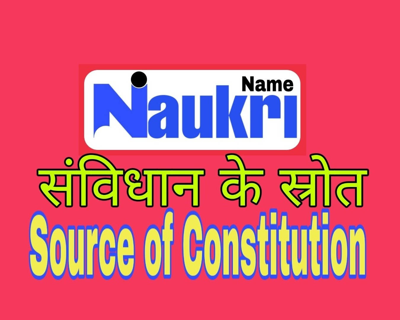 naukriname-source of constitution-image-seo