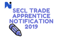 SECL-Trade-Apprentice-Notification-2019
