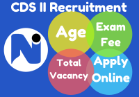 UPSC CDS Recruitment 2019 [Apply Online]