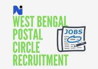 West-Bengal-Postal-Circle-Recruitment, West Bengal Postal Circle Postal Assistant & Sorting Assistant Notification 2019