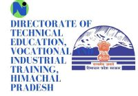 Directorate of Technical Education, Vocational and Industrial Training, Himachal Pradesh