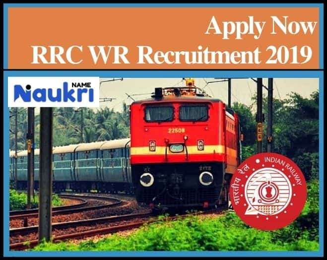 RRC WR Recruitment 2019