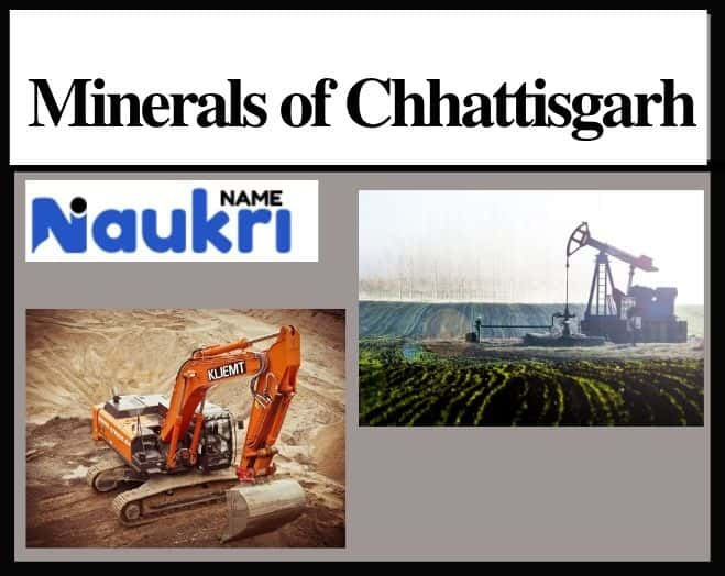 Minerals of Chhattisgarh