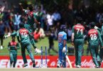 Bangladesh defeated India in the final match of the Under-19 World Cup