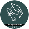 Job By Education