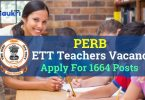 Punjab ETT Teachers Recruitment