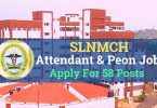 SLNMCH Koraput Recruitment