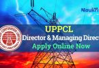 UPPCL Director Recruitment